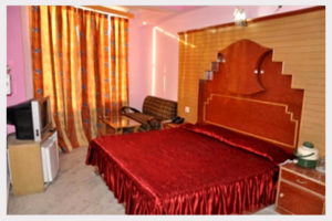 A.C. Double Bed Rooms