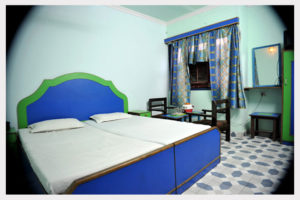 Air Cooled Non Ganga Facing Rooms